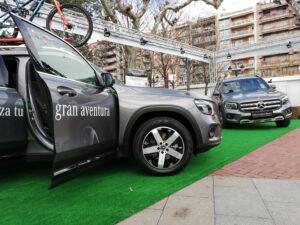 Mercedes-Benz Auto Oja en Logrostock