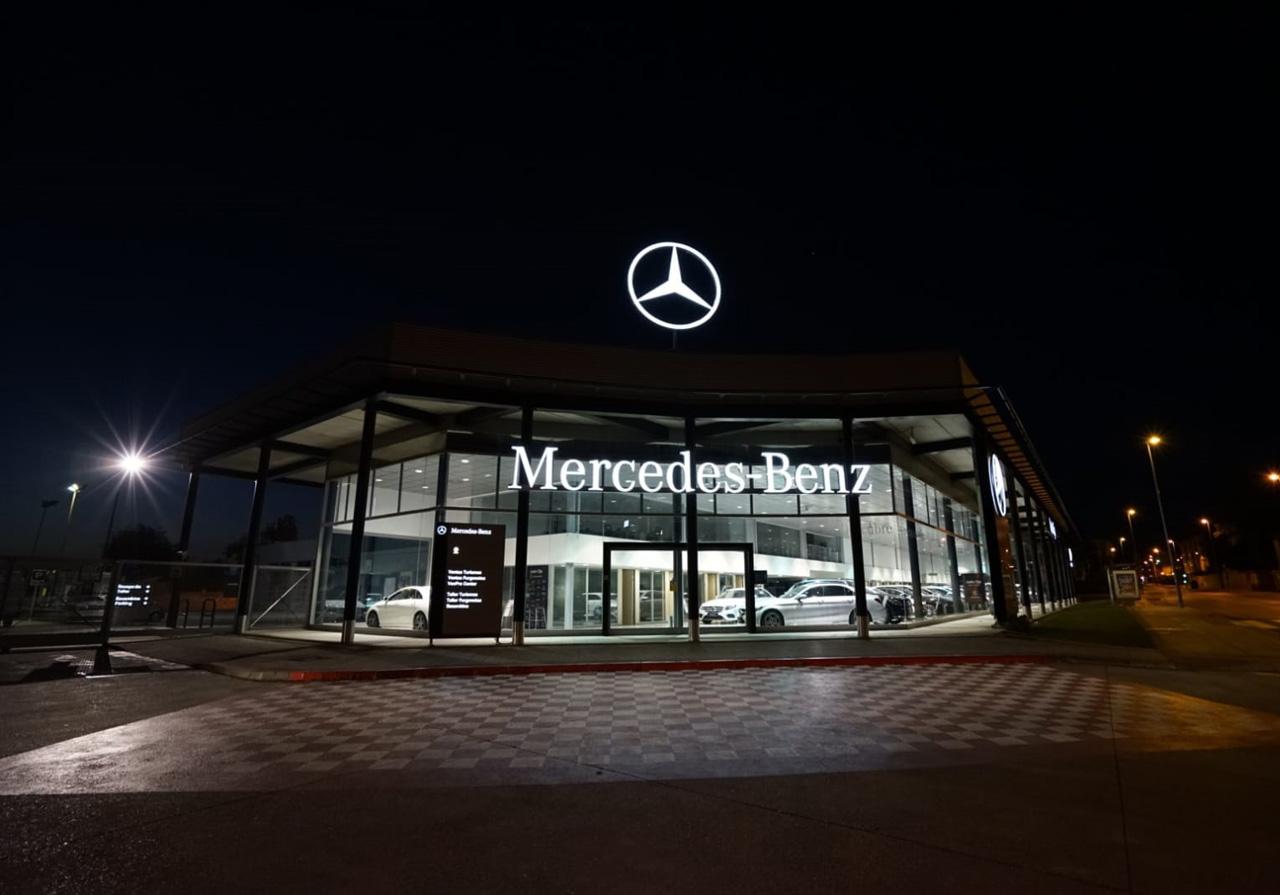 Concesionario Lardero - Autooja Mercedes-Benz