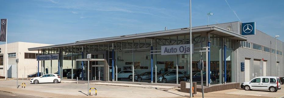 Concesionario Calahorra - Autooja Mercedes-Benz