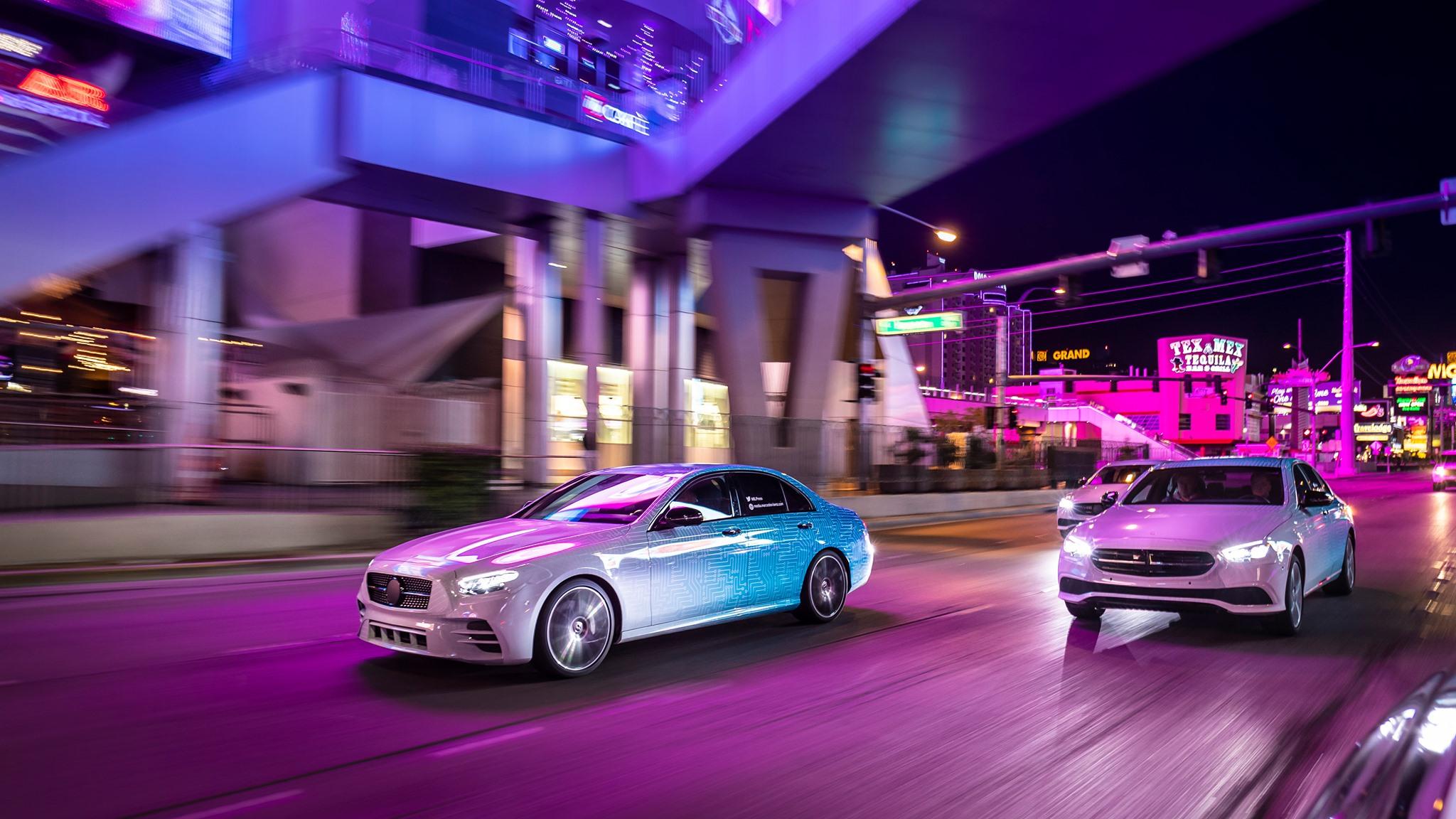 Mercedes-Benz presenta el renovado Clase E